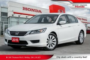 2015 Honda Accord LX | Automatic | Heated Front Seats, Rear Came