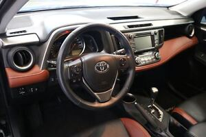 2015 Toyota RAV4 LOADED SINGLE OWNER LIMITED LEATHER & NAVIGATIO London Ontario image 13