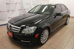2011 Mercedes-Benz C-Class C250 4MATIC w/ AMG Styling