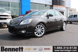 2012 Buick Verano Leather Package with 2 sets of tires