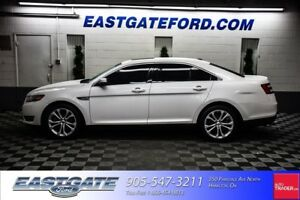 2013 Ford Taurus SEL Navigation, Moonroof, Leather