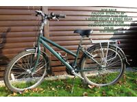 "Ladies Bike 20"" frame Stealth Falcon Mountain bike"