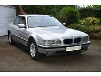 BMW 735i 7 series e38 with only 49k miles