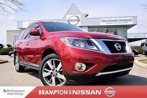 2014 Nissan Pathfinder Platinum *NAVI|leather|360 camera*