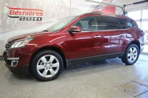 2016 Chevrolet Traverse LT AWD 7 Places