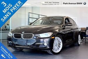 2013 BMW 328 xDrive Luxury Line + Navigation