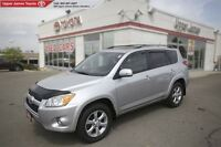 2011 Toyota RAV4 Limited Pkg with Power Moonroof