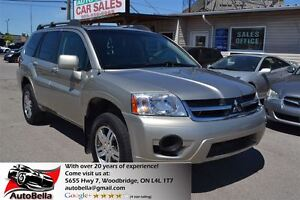 2007 Mitsubishi Endeavor SE AWD NO ACCIDENT