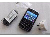 Blackberry 9320 unlocked plus free new earphones Grade A