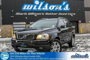 2012 Volvo XC90 7-PASS AWD SUV! LEATHER! SUNROOF! MEMORY SEAT! H