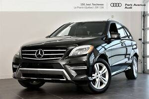 2015 Mercedes-Benz M-Class ML350 BlueTEC 4MATIC ! NOUVEL ARRIVAG