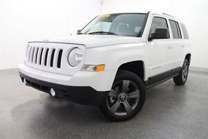 2015 Jeep Patriot HIGH ALTITUDE 4X4 *CUIR + MAGS + TOIT OUVRANT*