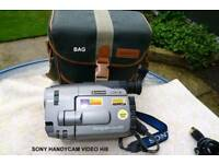 Sensible offers only - Sony TV Camcorder TRV61E with many extras
