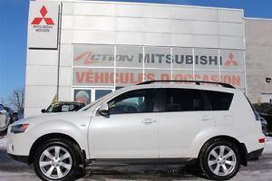 2012 Mitsubishi Outlander PREMIUM*4WD+TOIT+MAGS 18''+CUIR*