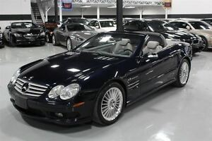 2004 Mercedes-Benz SL-Class SL55 AMG | LOCAL CAR | LOW KMS