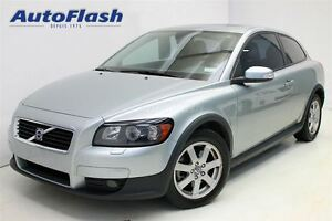 2009 Volvo C30 2.4i A SR Premium Level 2 *Cuir/Leather*Toit-ouvr