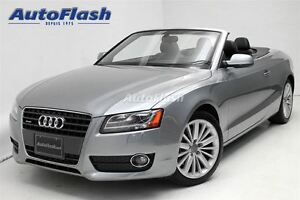 2011 Audi A5 Premium plus 2.0T quattro * push-button start* co