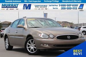 2006 Buick Allure CXS*REMOTE START*SUNROOF*PARKING ASSIST*