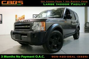 2006 Land Rover LR3 HSE|Navigation|Rear Entertainment w/ Dual sc