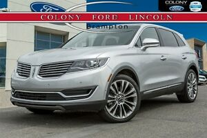 2016 Lincoln MKX 0.8% FINANCE, 22-WAY MASSAGING SEAT!