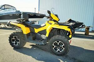 2013 can am CAN-AM OUTLANDER MAX XT 2013