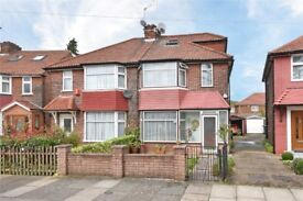 Newly refurbished four double bed house