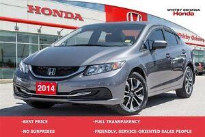 2014 Honda Civic EX (MT)