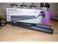 Vidal Sasoon Ceramic Hair Straightners