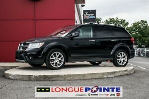 2016 Dodge Journey R/T AWD, CUIR, AC F+R, 7 Pass. Loaded!
