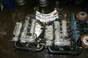 JDM Mazda Miata MX5 BP DOHC 1.8L Engine & 6speed Transmission available 1999-2000 **Shippinga available across Canada**