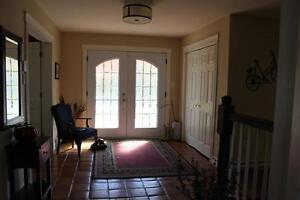 Beautiful Executive Home for Rent in Rothesay