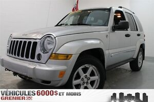 2006 Jeep Liberty Limited *mags*a/c*très/beau