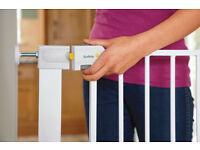Safety 1st Easy Close Extra Tall Safety Gate - 73-80cm