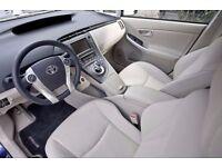 PCO Car Rent or Hire - Toyota Prius REVERSE CAMERA