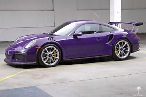 2016 Porsche 911 GT3 RS (991) - PCCB / Front Axle Lift / $43K in