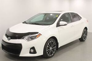 2014 Toyota Corolla Auto|Back-up Cam|Heated Leather|Nav
