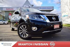 2014 Nissan Pathfinder S *Power package, Key-less, 7 passneger*