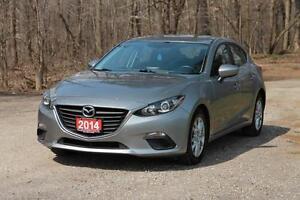 2014 Mazda Mazda3 GS-SKY | Bluetooth + CERTIFIED + E-Tested
