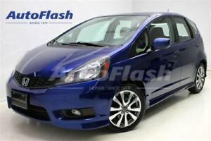 2013 Honda Fit Sport *Mags * Cruise * Bluetooth * Full! *