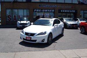 2012 Lexus IS 250 Base (A6)/SUNROOF/LEATHER