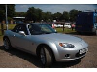 Mazda MX5 2.0l Sport, all leather, Bose sound system.