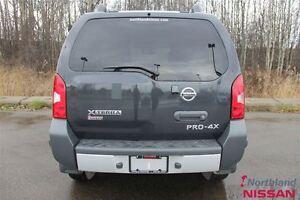 2014 Nissan Xterra PRO4X Roof Racks/ Leather/ Navigation Prince George British Columbia image 7