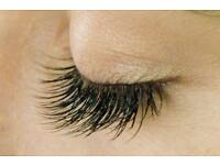 Individual Eyelash Extensions, Mink or Silk, Last 2-3 Months, Semi-Permanent, Superb Quality.