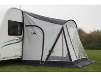 Sunncamp swift 220 deluxe awning