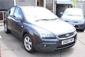 FORD FOCUS 1.6 Zetec [115] [Climate Pack] (grey) 2006