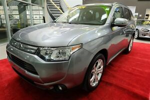 2014 Mitsubishi Outlander GT AWD 7 PASS+CUIR+TOIT