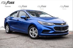 2017 Chevrolet Cruze LT True North Edt. Sunroof Bluetooth Rear C