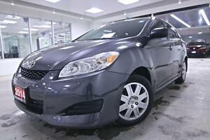 2014 Toyota Matrix BASE, TCUV, POWER GROUP, NO ACCIDENTS, ONE OW