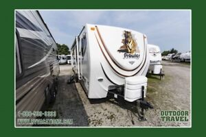 2009 FLEETWOOD Prowler 280FK Travel Trailer RV