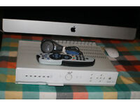 SKY BOX WITH REMOTE CONTROL AND POWER CABLE